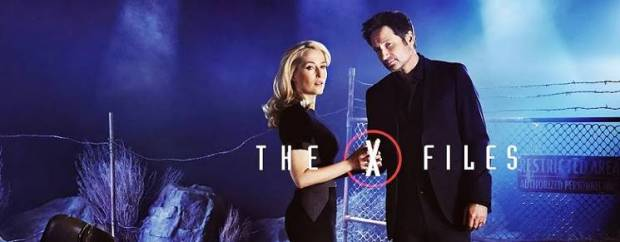 new xfiles mulder and scully