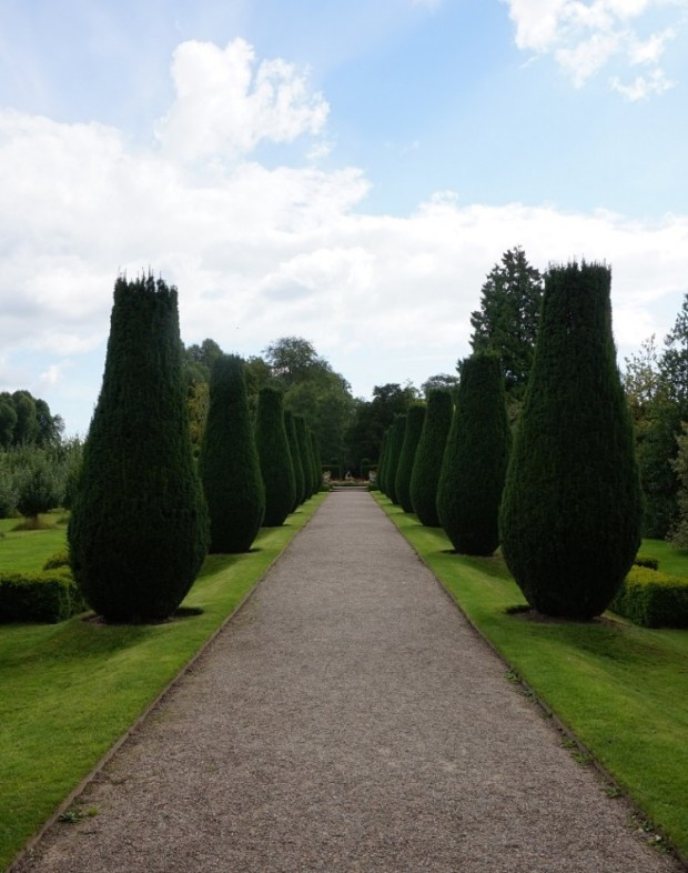 erddig gardens national trust