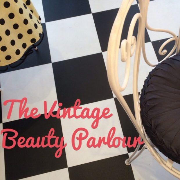 the vintage beauty parlour manchester