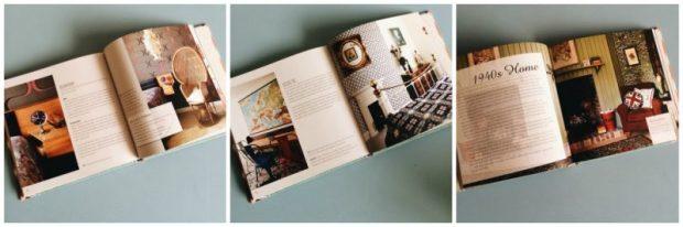 vintage interior home decor