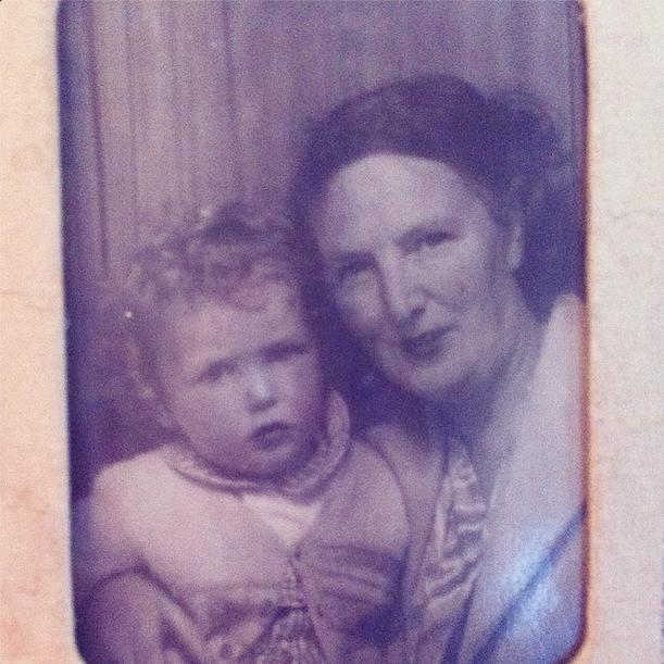 mum and grandma