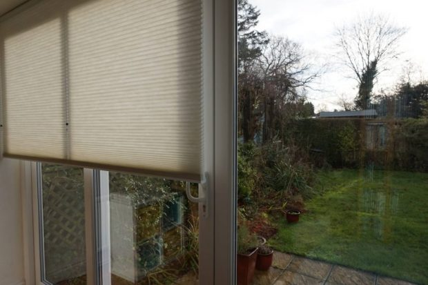 luxaflex duette blinds