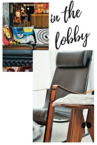 stylish lobby to work free wifi shoreditch
