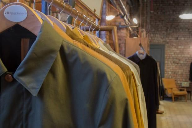 shop small manchester lux menswear
