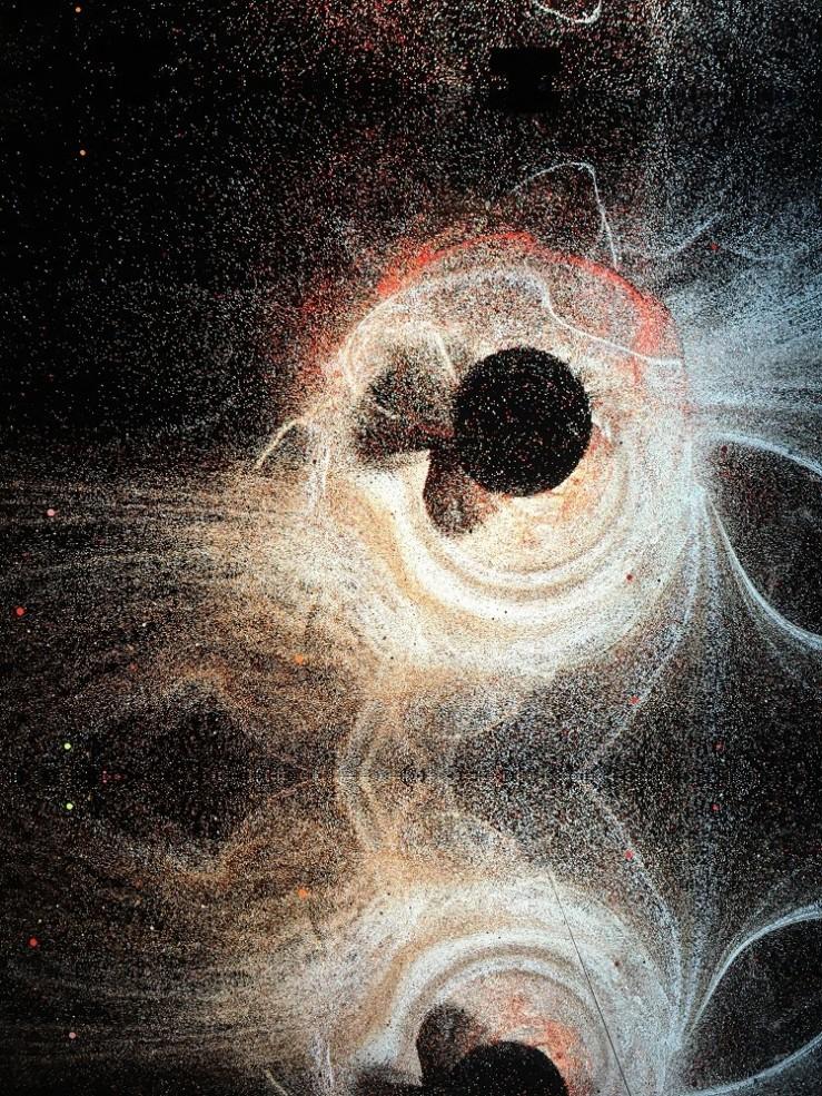 black hole dreams