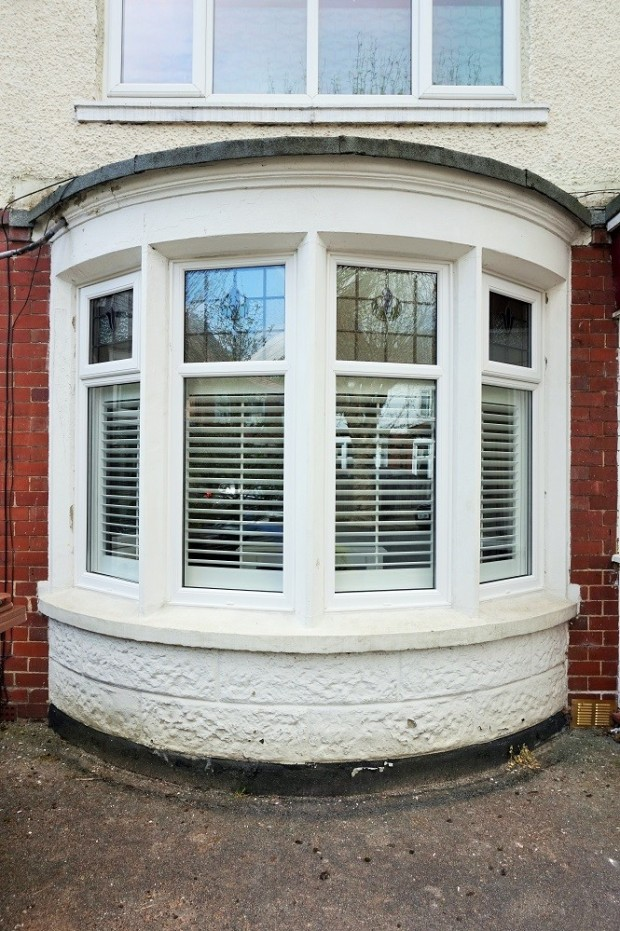 edwardian bay window shutters