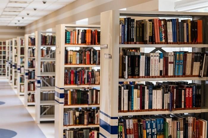 libraries are brilliant