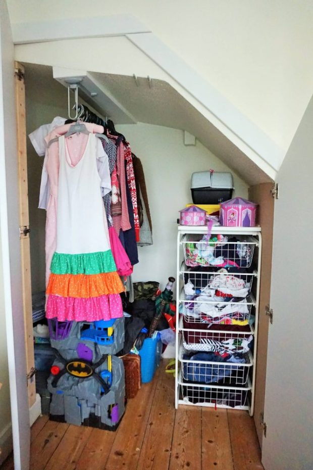 make the most of the space under your stairs