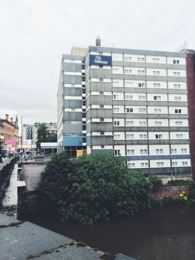 travelodge blackfrairs street manchester