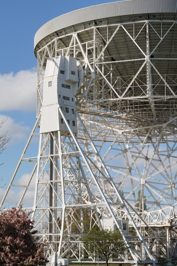 cheshire day out jodrell bank