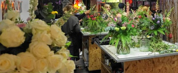 floral workshop in manchester masterclass