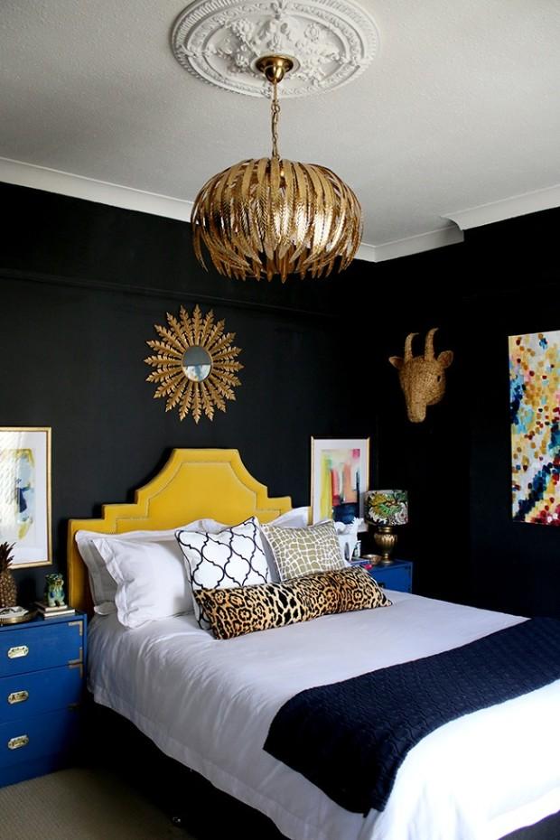 blogger bedrooms swoonworthy