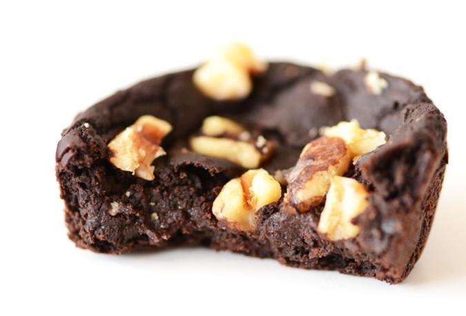 vegan gluten free brownie