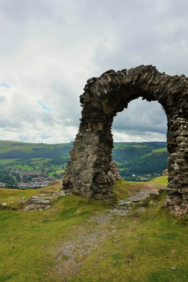 crow castle wales find your epic in wales