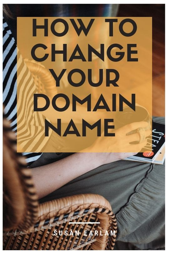 tips on how to change your url domain name without loosing followers
