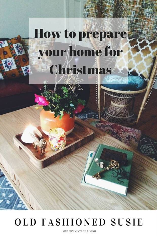 Tips on getting your home ready for Christmas