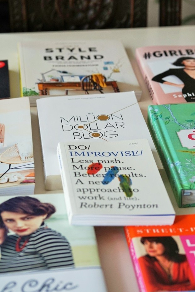 books for girl bloggers