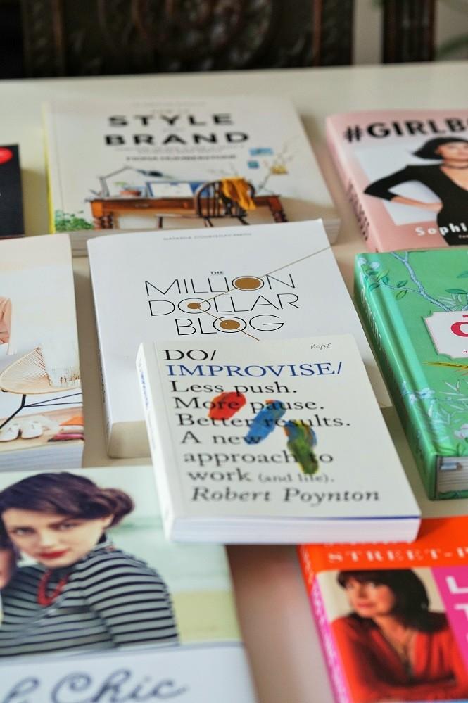 books for girl bloggers