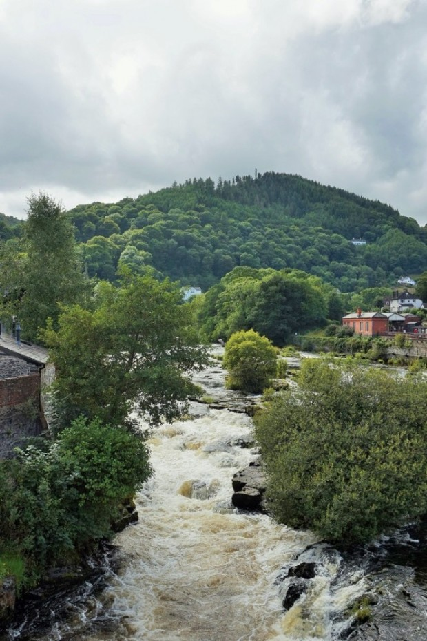 #findyourepic visit wales llangollen river dee