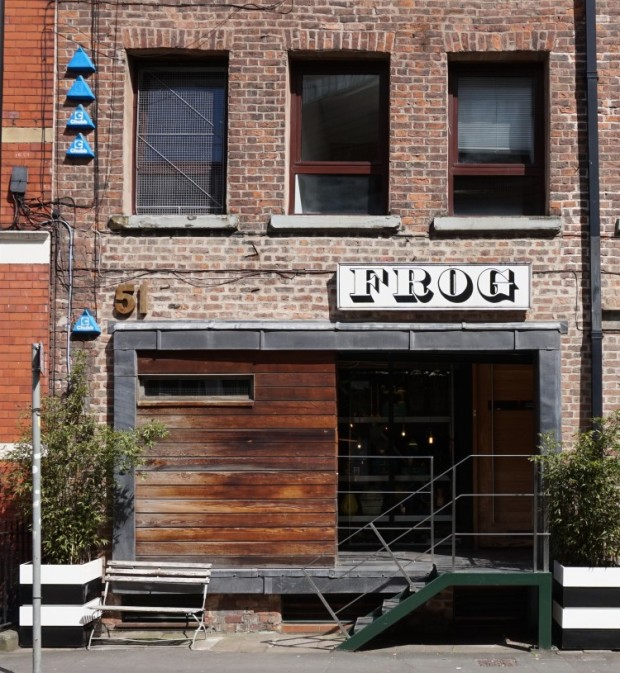 cool shop fronts in manchester northern quarter instagrammable