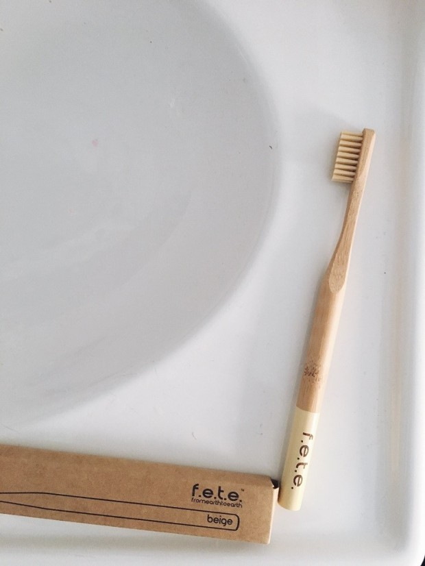 recyclable toothbrush