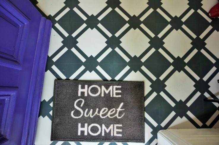 vintage style hallway flooring ideas check floor tiles harvey maria