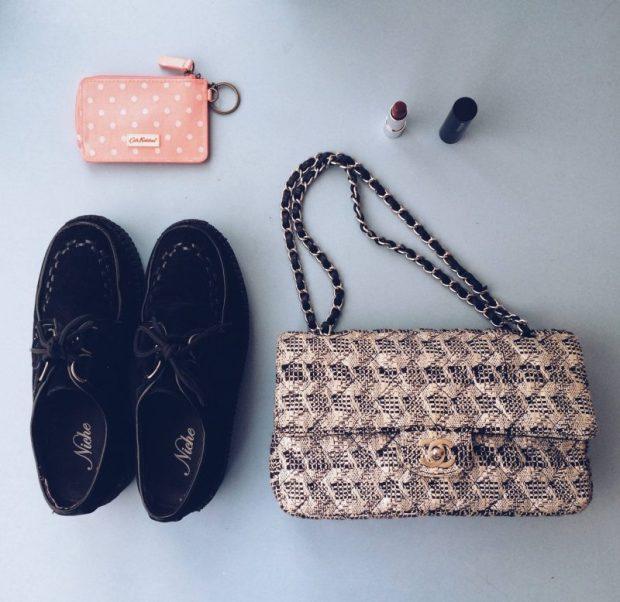 chanel handbag and life stories