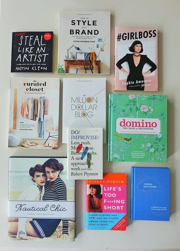 ten inspiring books