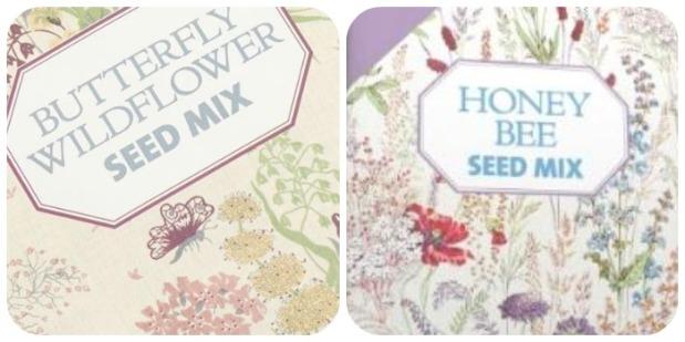 seeds wild flower