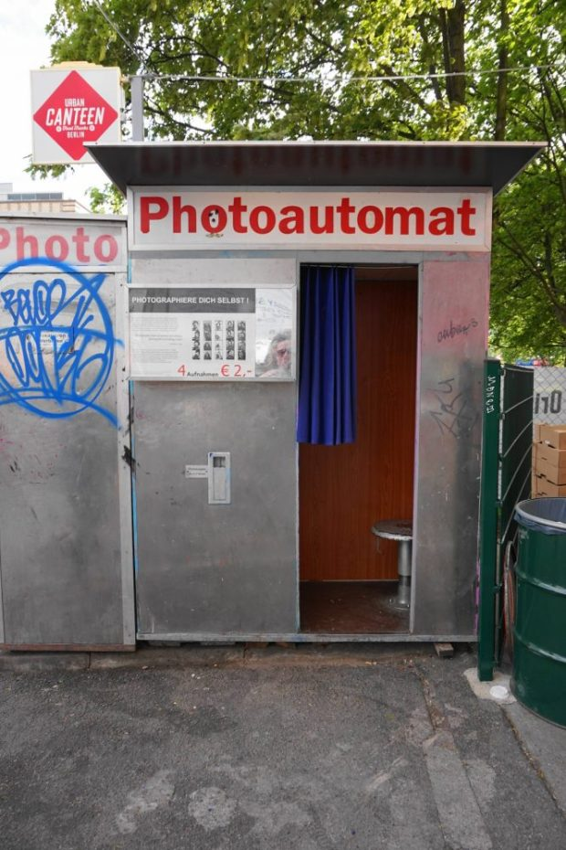 vintage photobooth berlin