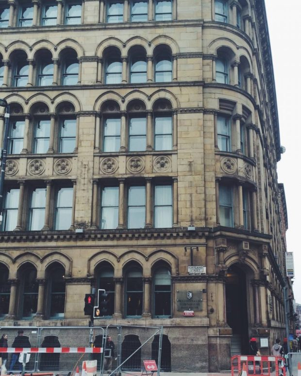 manchester hotel review