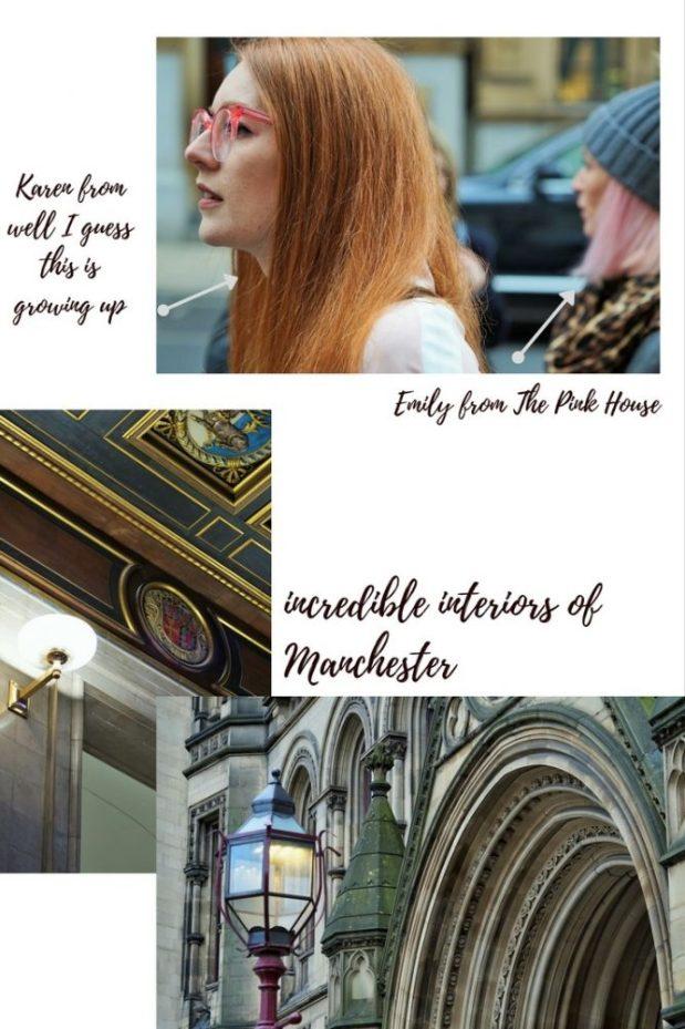 blogger meet up manchester interiors