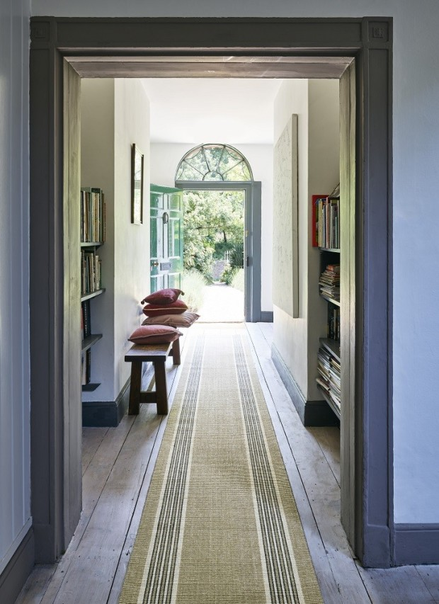 long bohemian runner for hallway