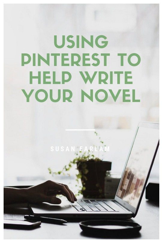 use pinterest to help write your novel