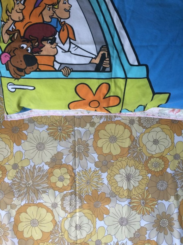 70s bed covers