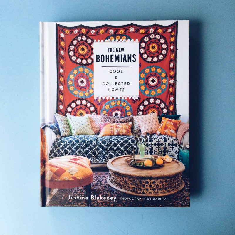 interiors book new bohemians review