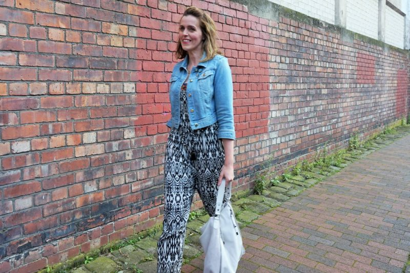 jumpsuit in manchester blogger