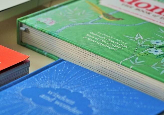 books with beautiful binding