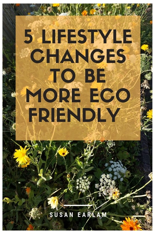 tips on how to be more eco friendly