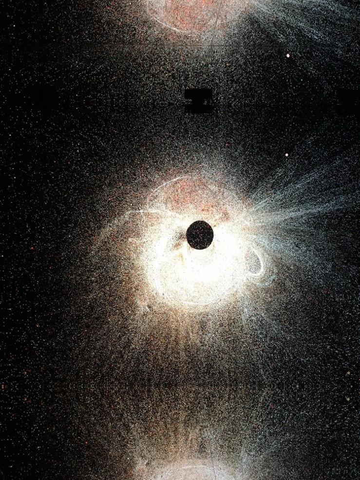 scifi tropes ultimate black hole