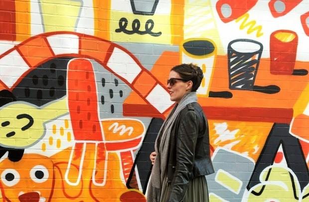 street art manchester capsule wardrobe