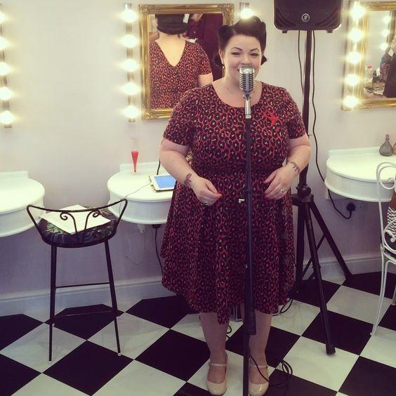 kiki deville vintag beauty parlour manchester