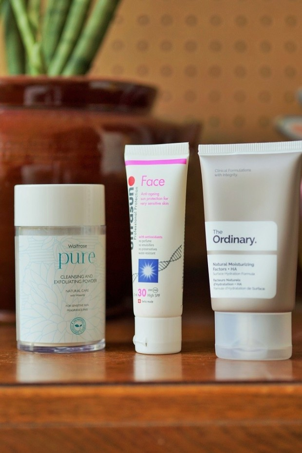 caring for sensitive skin cruelty free