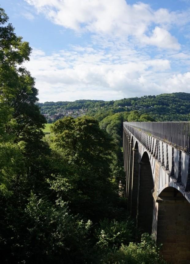 Pontcysyllte Aqueduct wales instagram locations