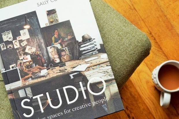 studio book sally coulthard