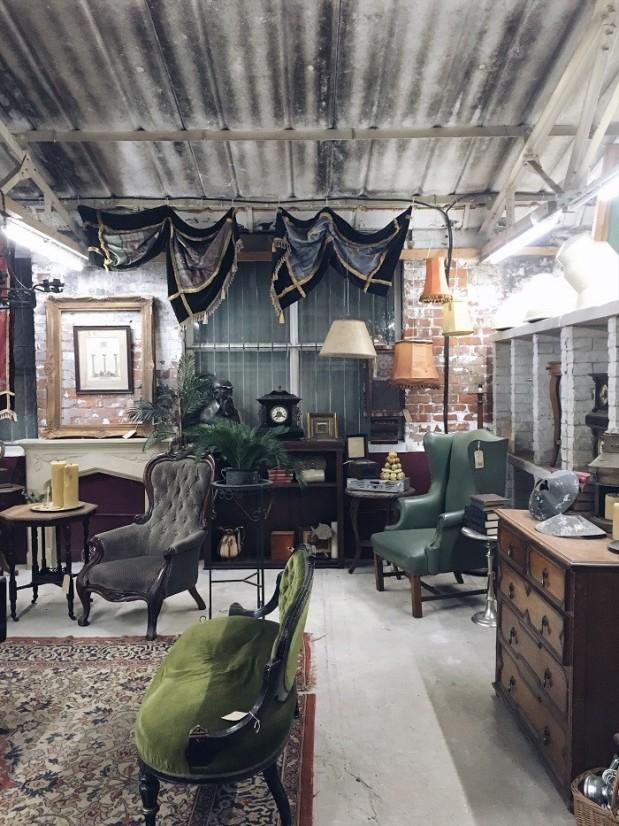 reclamation manchester vintage antiques