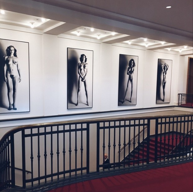 helmut newton exhibition berlin