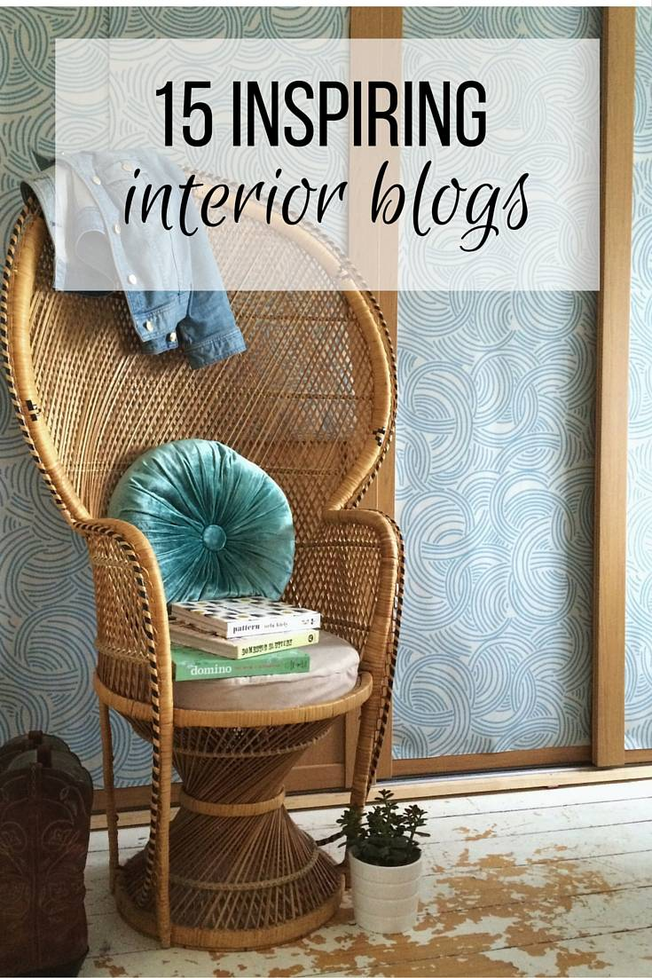 inspiring interior bloggers uk