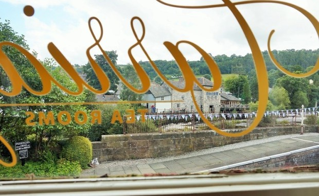 things to do in llangollen vintage cafe