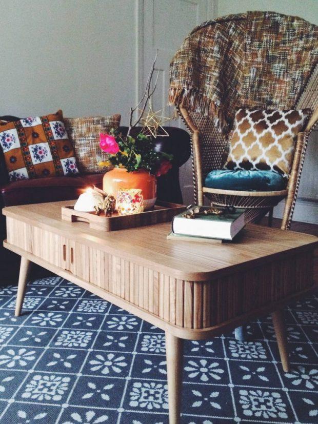 grayson coffee table midcentury john lewis